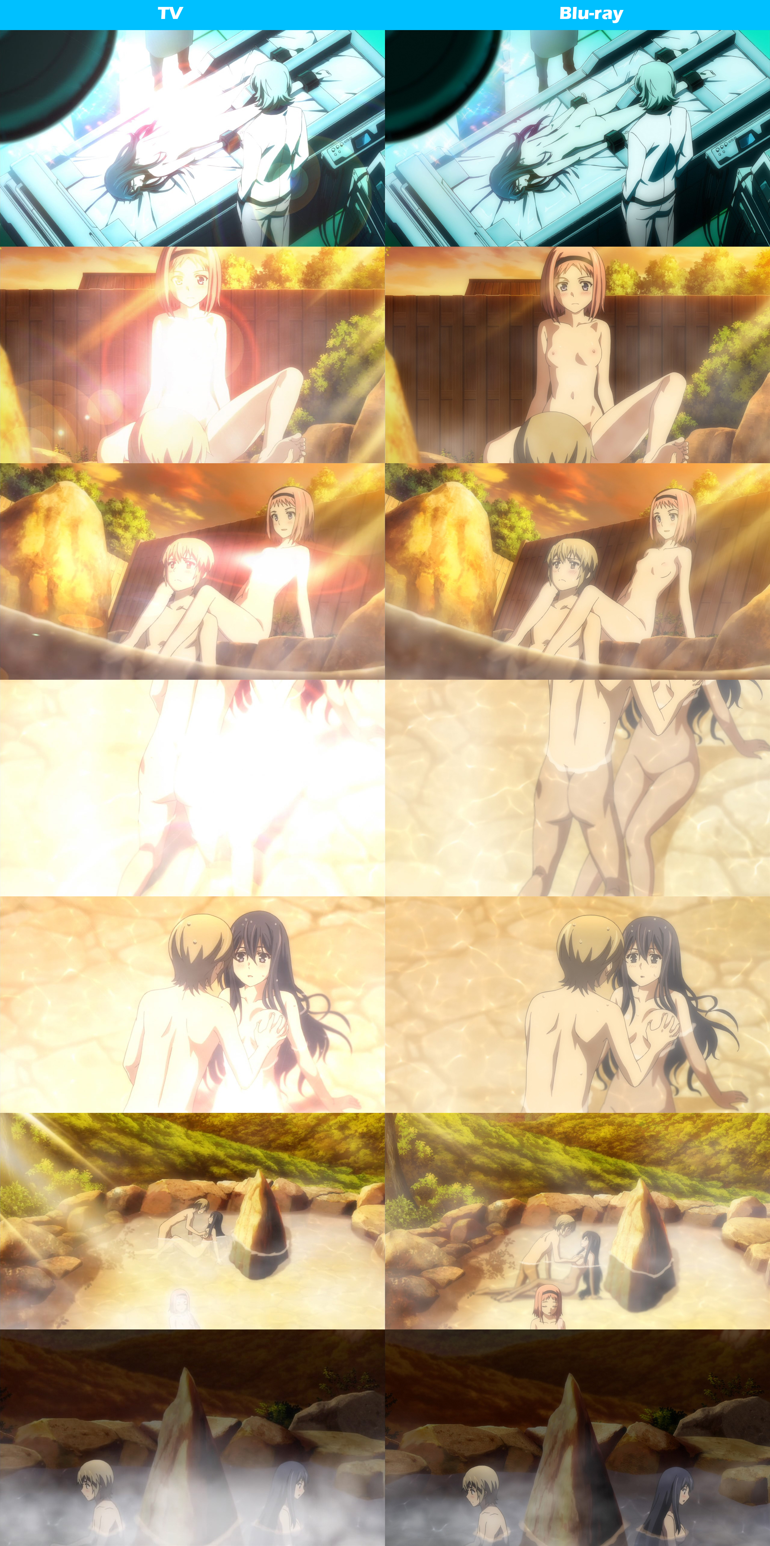 Gokukoku-no-Brynhildr-TV-and-Blu-ray-Comparisons-Nudity-1
