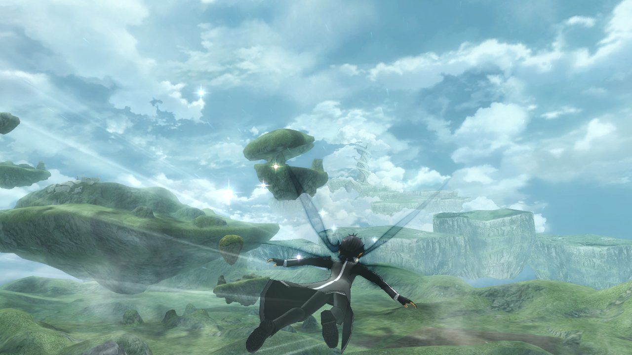 Sword Art Online Lost Song Screenshot 12