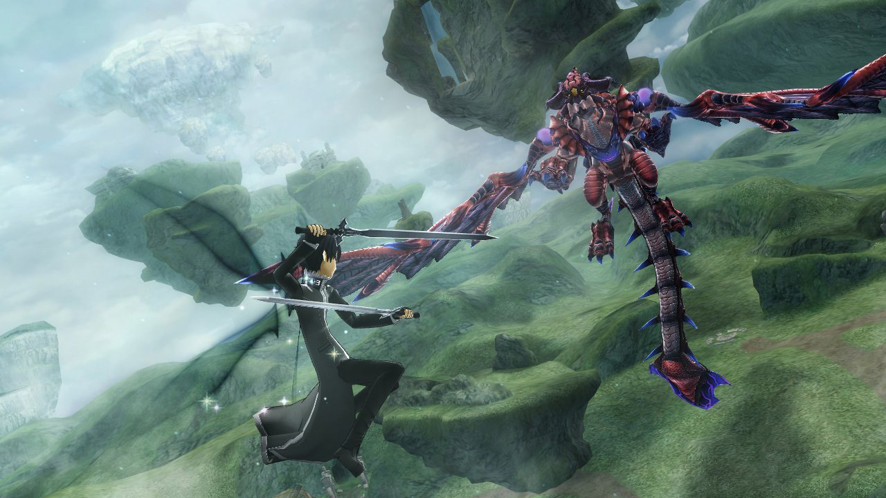 Sword Art Online Lost Song Screenshot 13