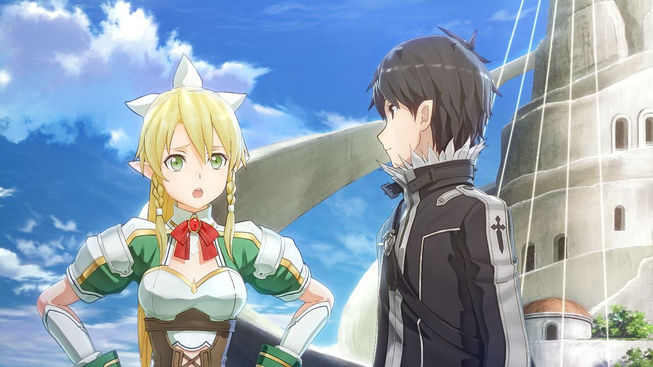 Sword Art Online Lost Song Screenshot 6