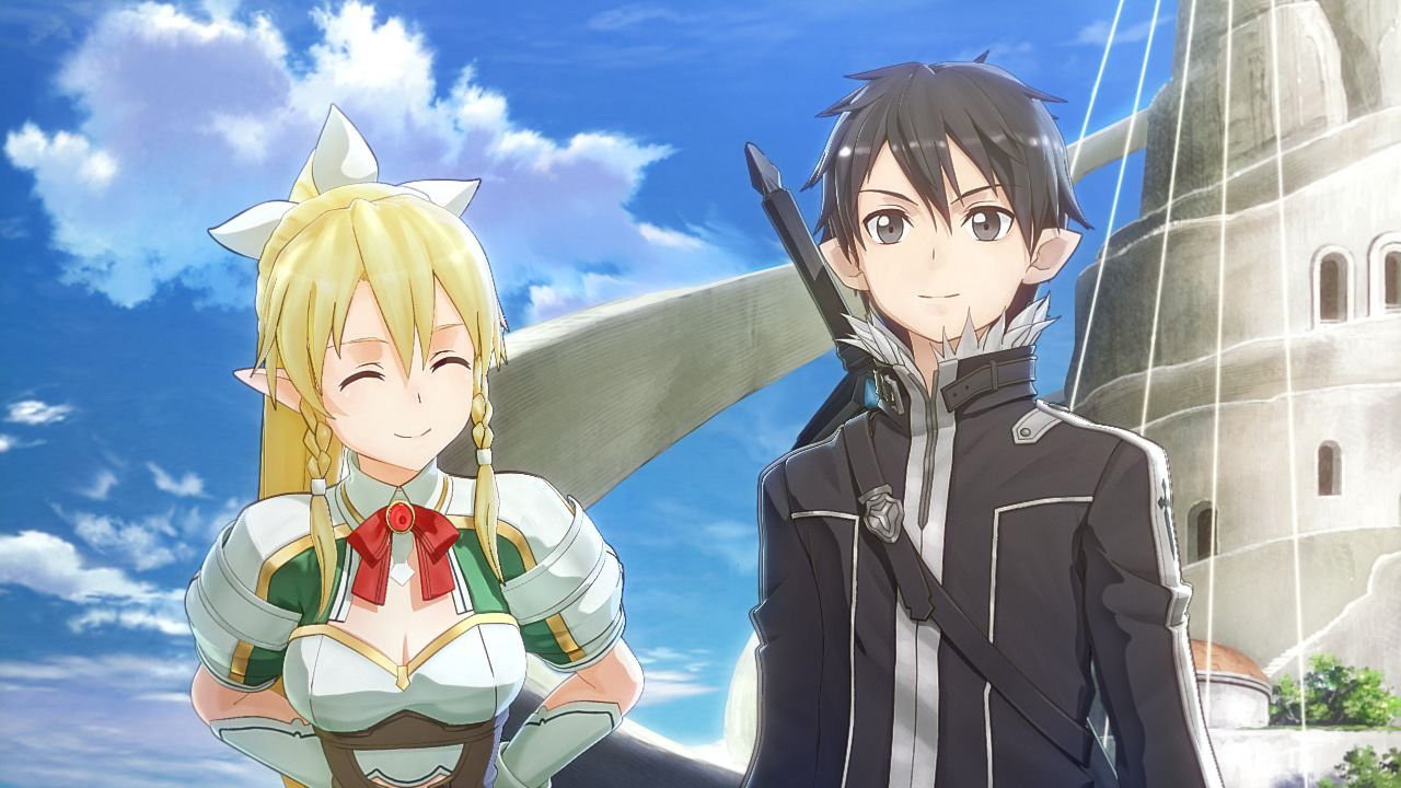 Sword Art Online Lost Song Screenshot 7