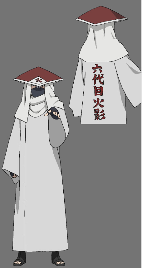The Last -Naruto the Movie- Character Designs Leak Reveals ...