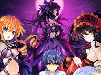 Date A Live Movie Release Date - Sugoi! Anime Blog