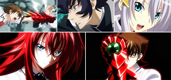 High-School-DxD-BorN-PV-Stills