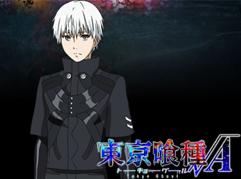 Ken Kaneki Character Design Revealed for Tokyo Ghoul √A + New Cast Members & Episode 1 Synopsis