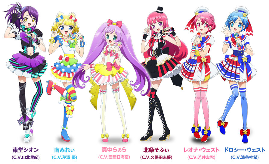 Pri-Para-Movie-Minna-Atsumare!-Prism-Tours-Characters-1