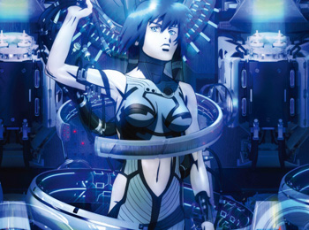 2015 Ghost in the Shell Anime Film Releases This Summer + First Visual & Promotional Video