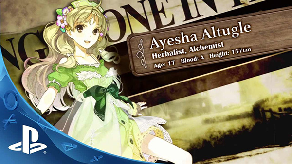 Atelier-Ayesha-Plus---Launch-Trailer