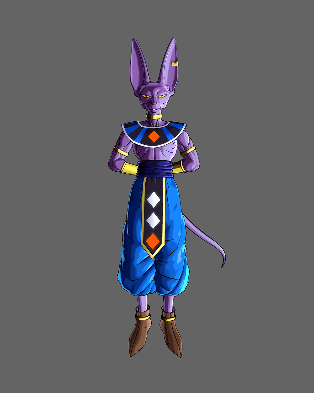 Dragon-Ball-Xenoverse-Beerus-Model