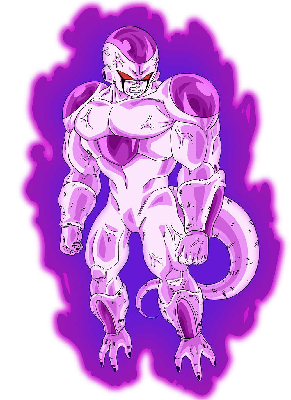 Dragon-Ball-Xenoverse-Frieza-Model
