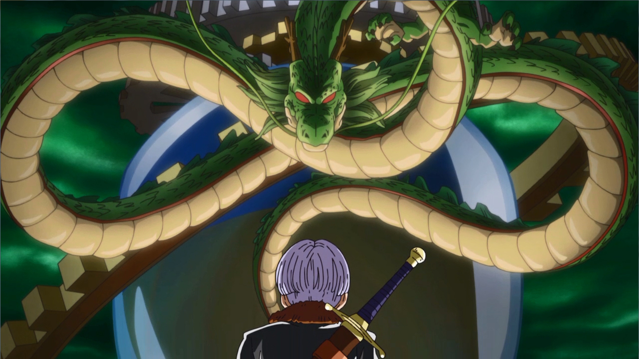 Dragon Ball Xenoverse Jan 2015 Screenshots 1