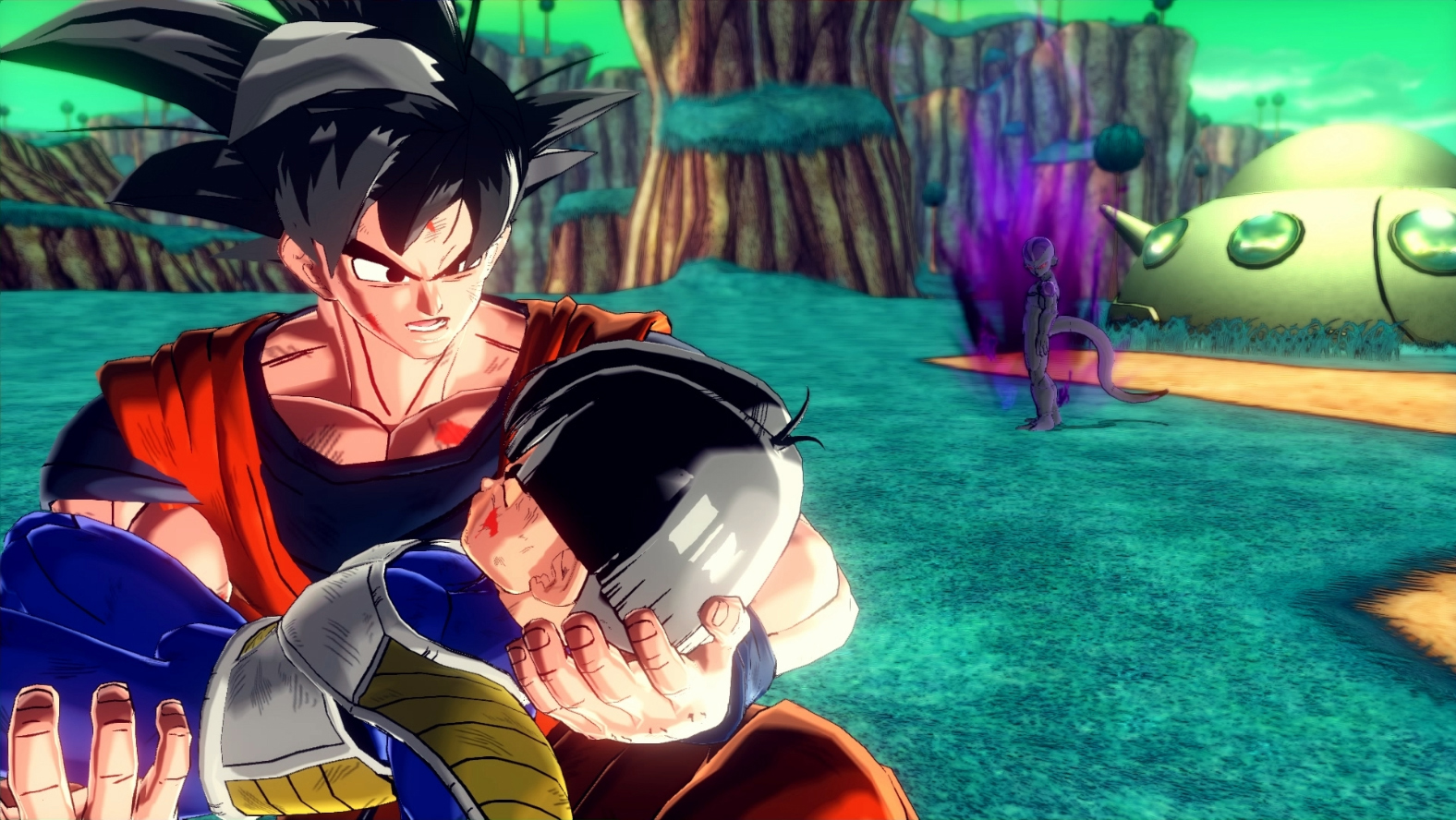 Dragon Ball Xenoverse Jan 2015 Screenshots 15