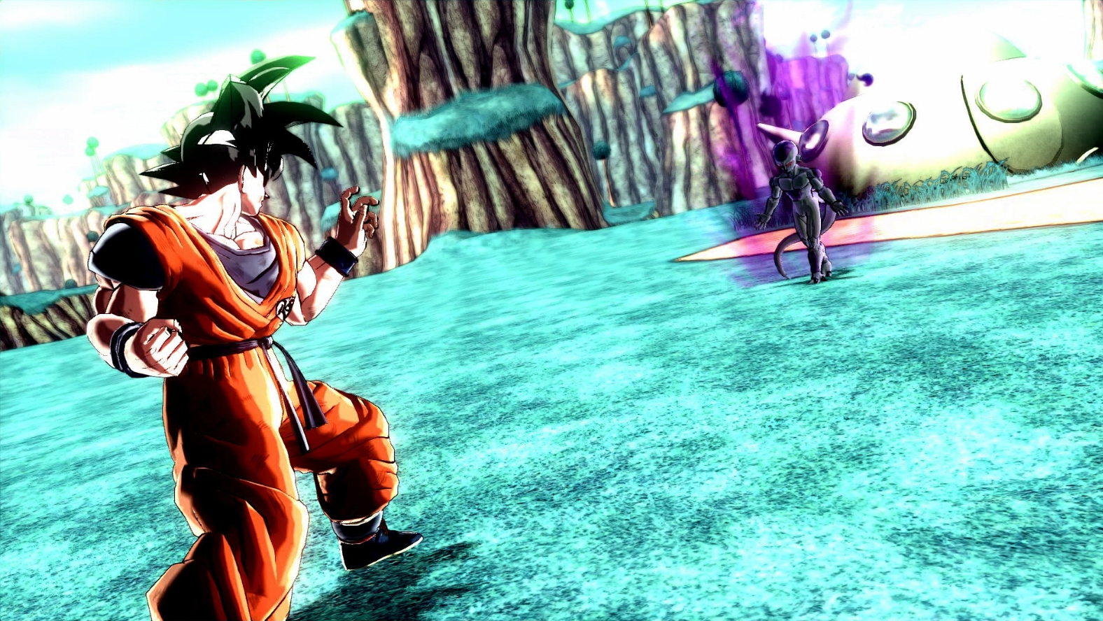 Dragon Ball Xenoverse Jan 2015 Screenshots 16