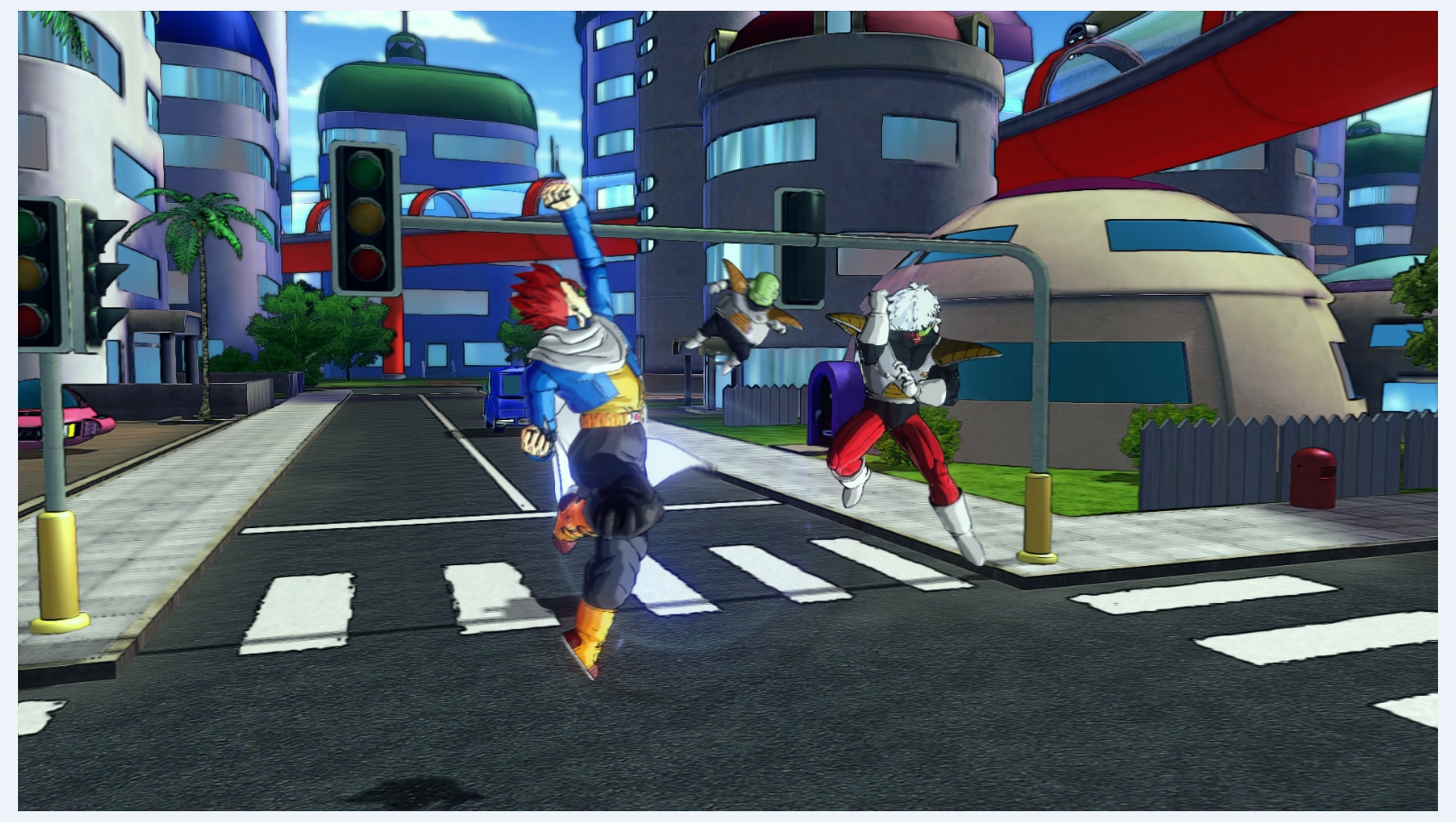 Dragon Ball Xenoverse Jan 2015 Screenshots 22