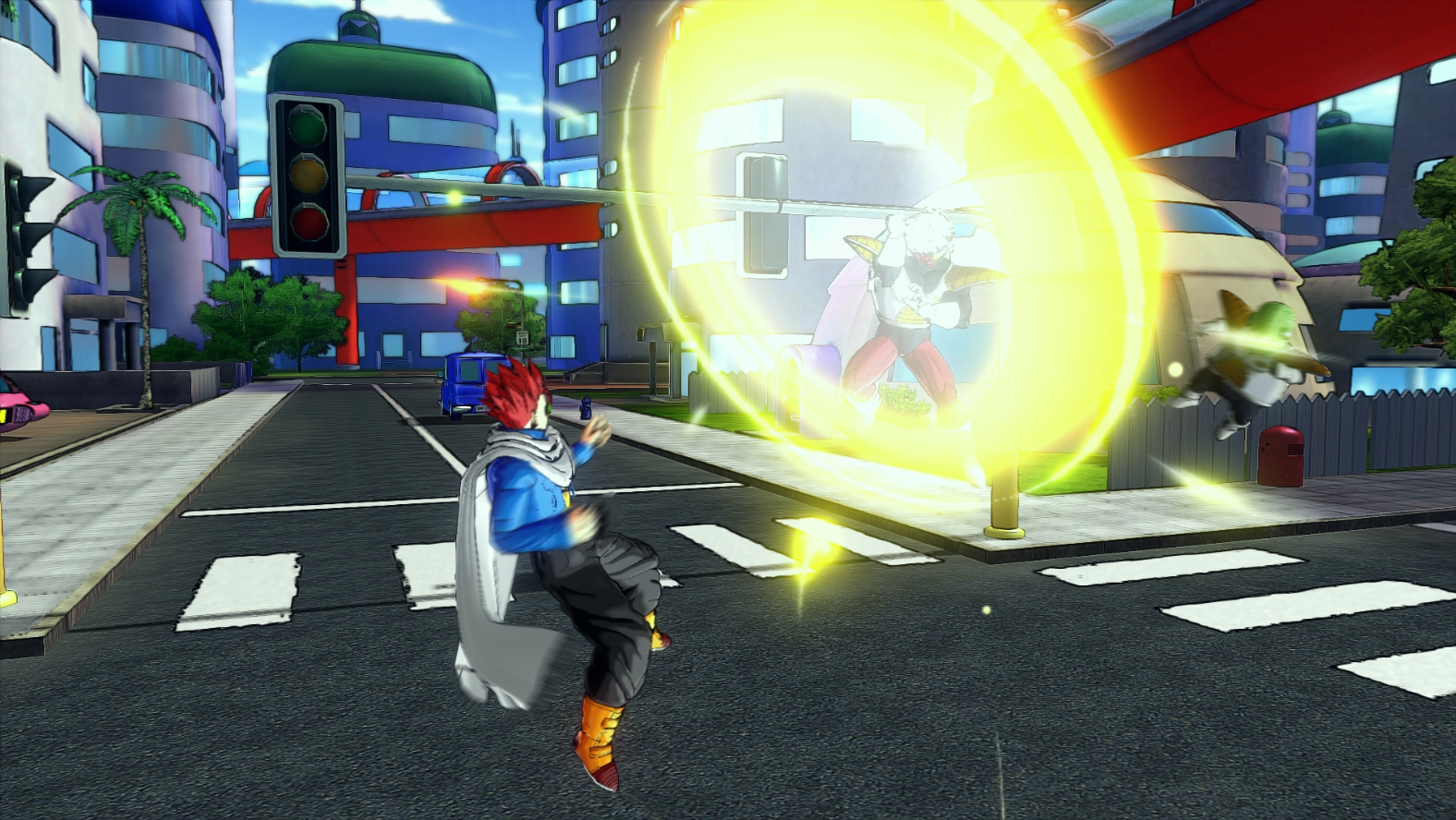 Dragon Ball Xenoverse Jan 2015 Screenshots 23
