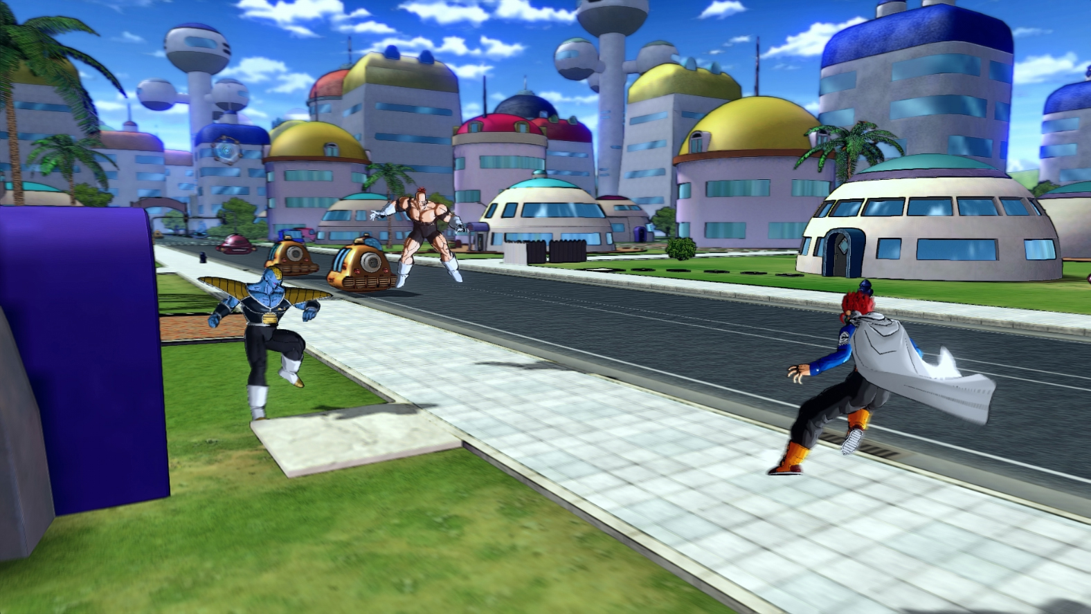 Dragon Ball Xenoverse Jan 2015 Screenshots 24