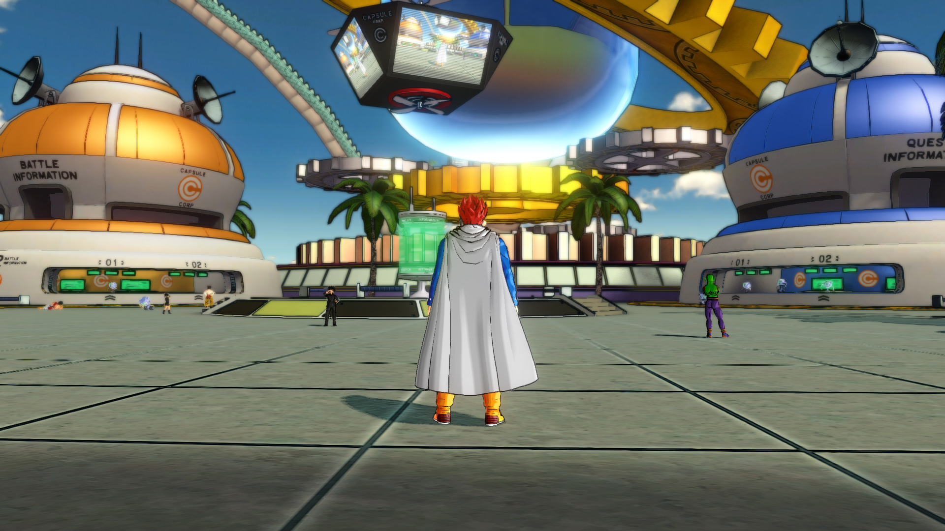 Dragon Ball Xenoverse Jan 2015 Screenshots 25