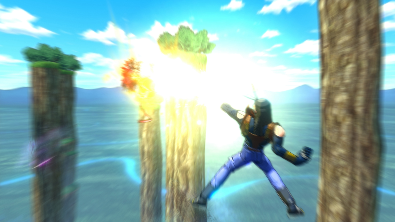 Dragon Ball Xenoverse Jan 2015 Screenshots 29