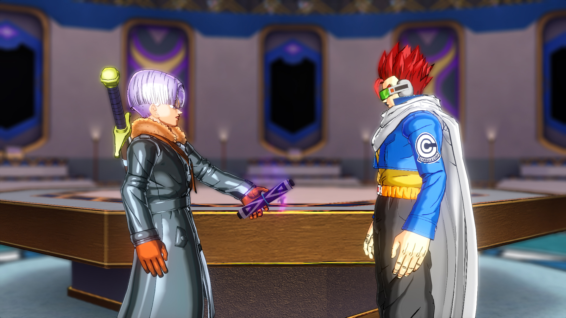 Dragon Ball Xenoverse Jan 2015 Screenshots 37