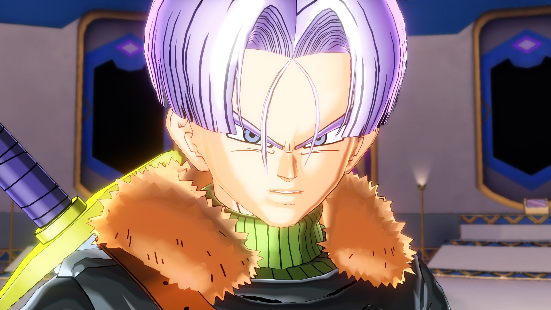 Dragon Ball Xenoverse Jan 2015 Screenshots 38
