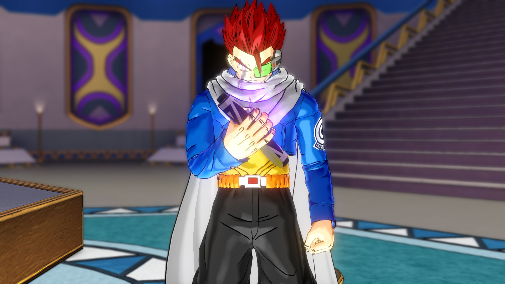 Dragon Ball Xenoverse Jan 2015 Screenshots 39