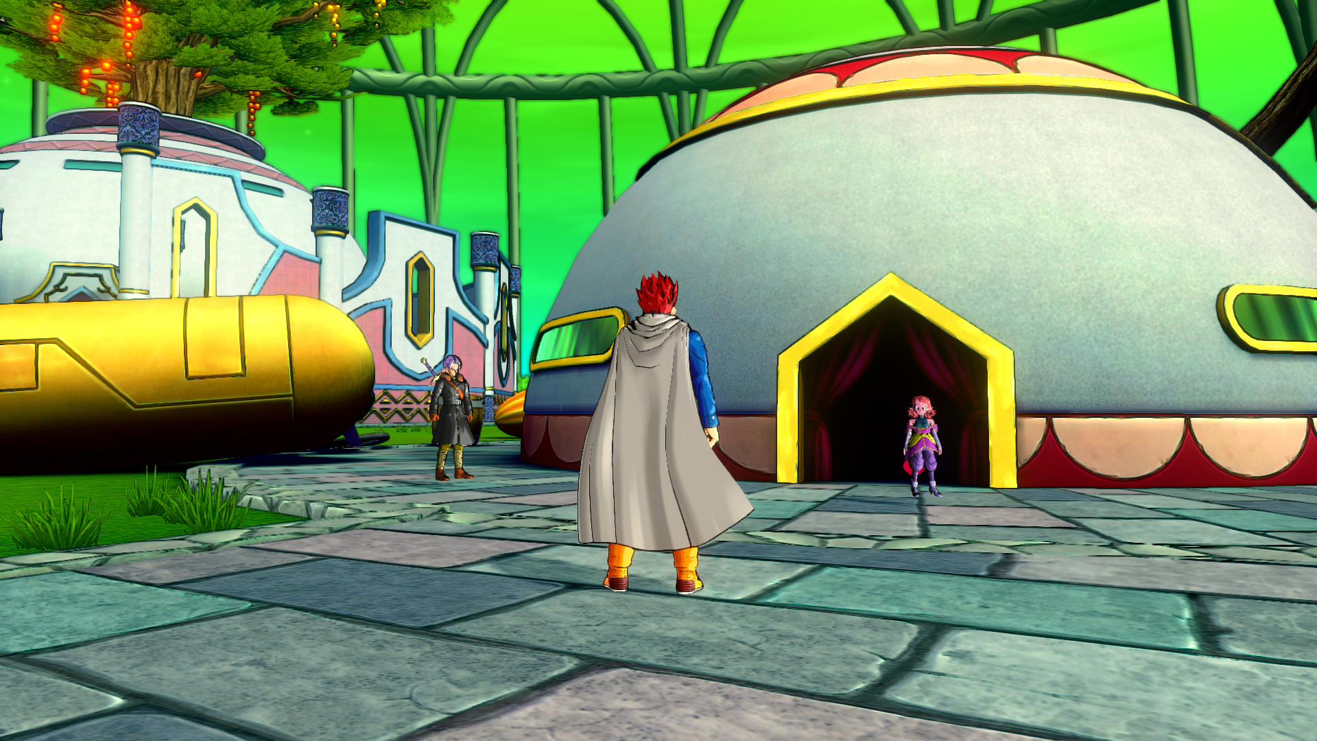 Dragon Ball Xenoverse Jan 2015 Screenshots 40