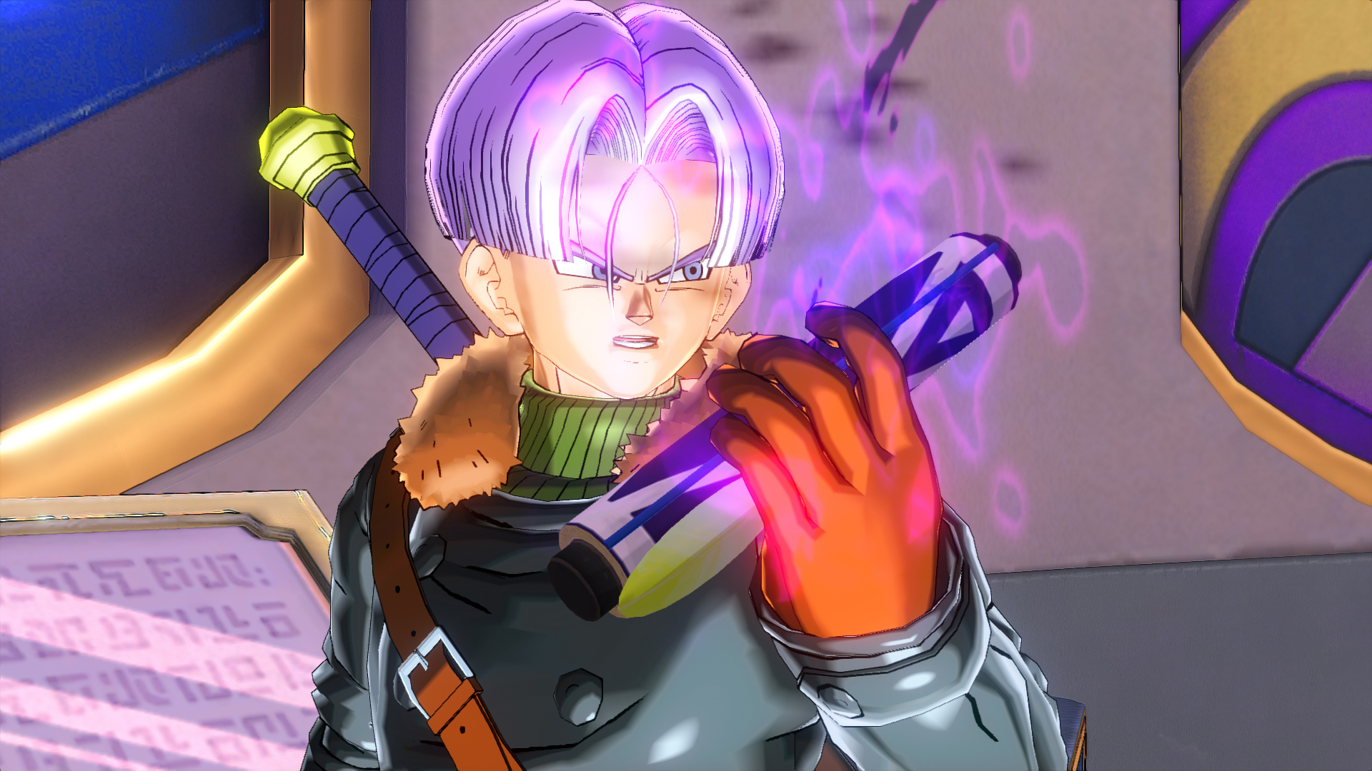 Dragon Ball Xenoverse Jan 2015 Screenshots 43