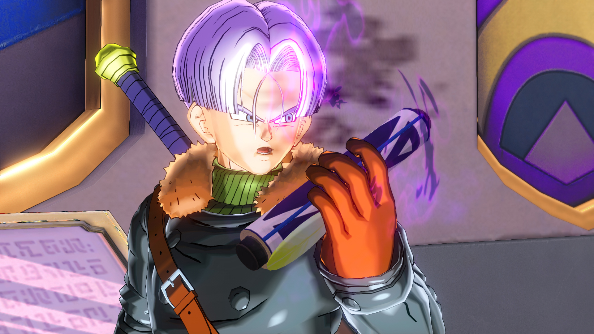 Dragon Ball Xenoverse Jan 2015 Screenshots 44