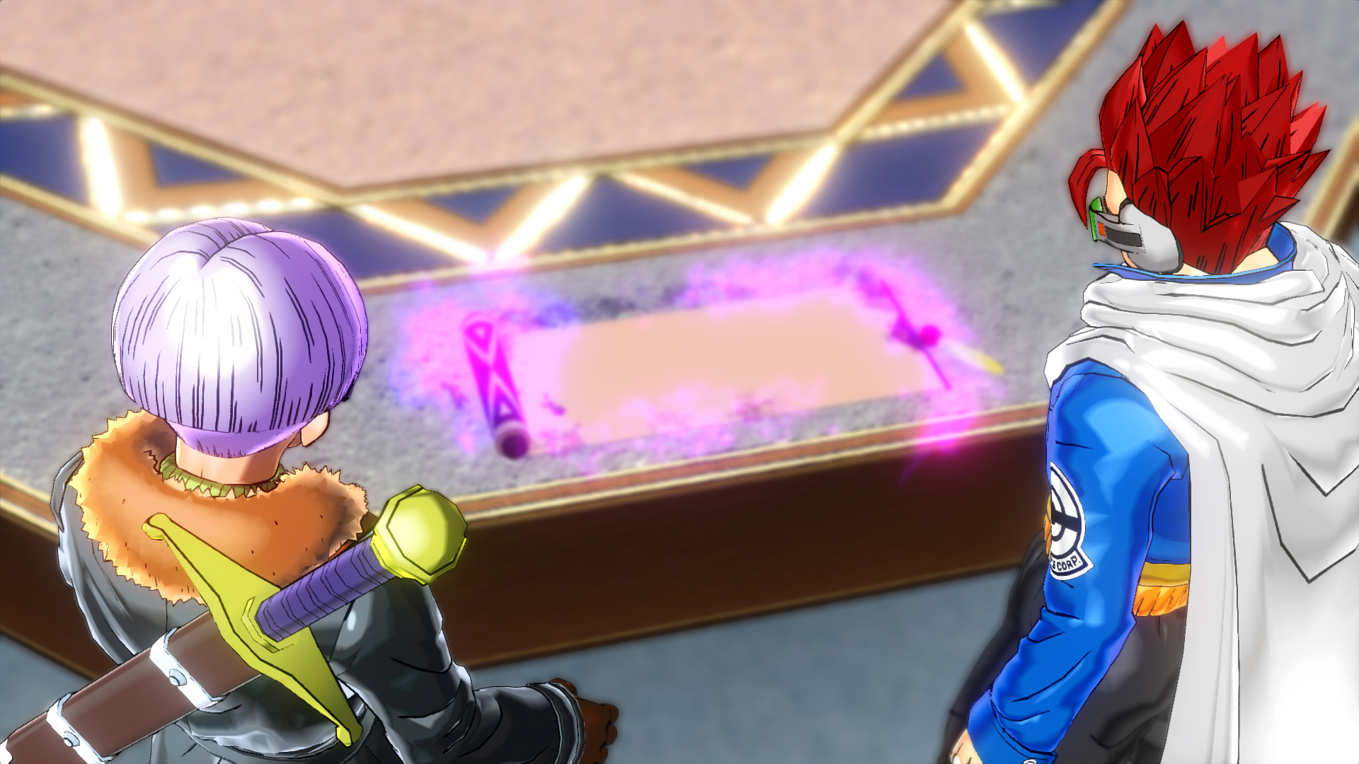 Dragon Ball Xenoverse Jan 2015 Screenshots 45