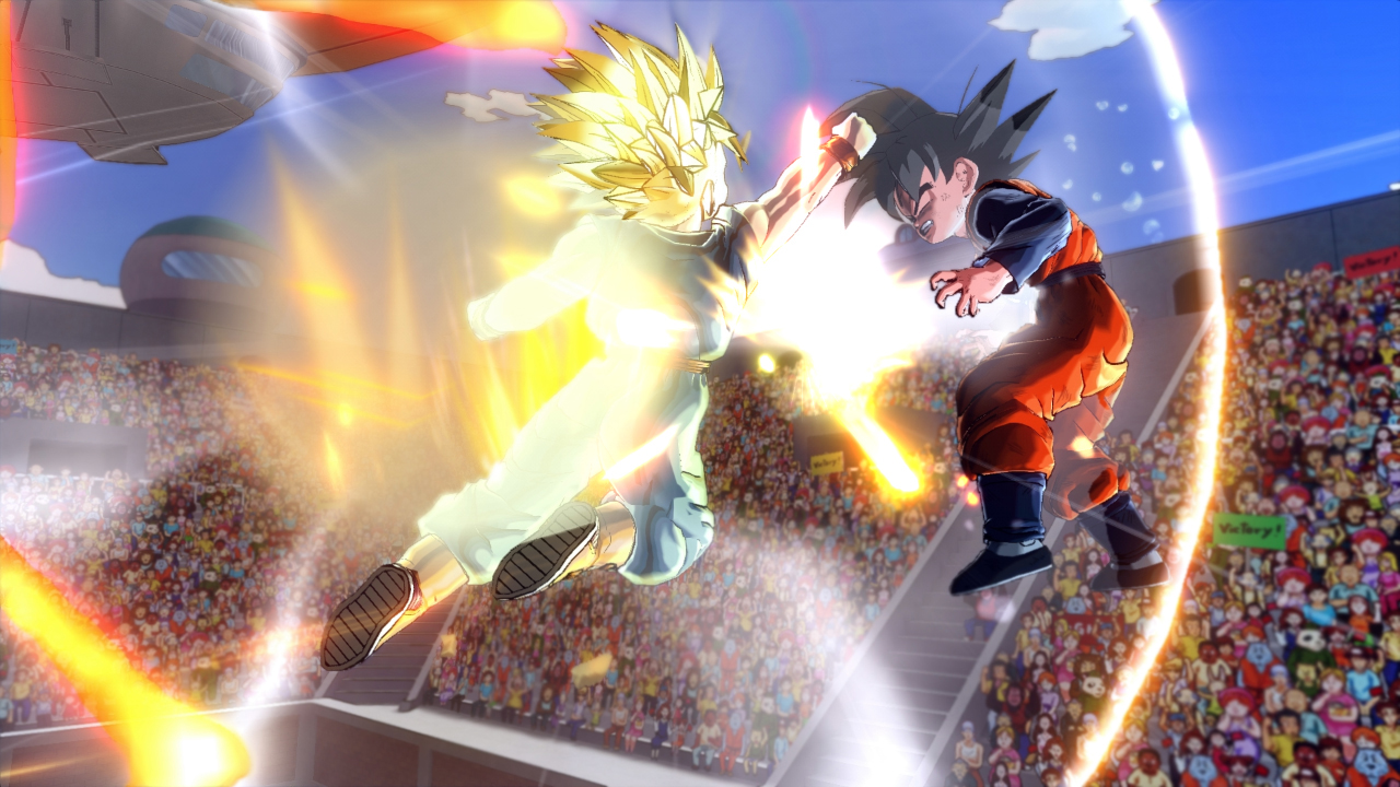 Dragon Ball Xenoverse Jan 2015 Screenshots 51
