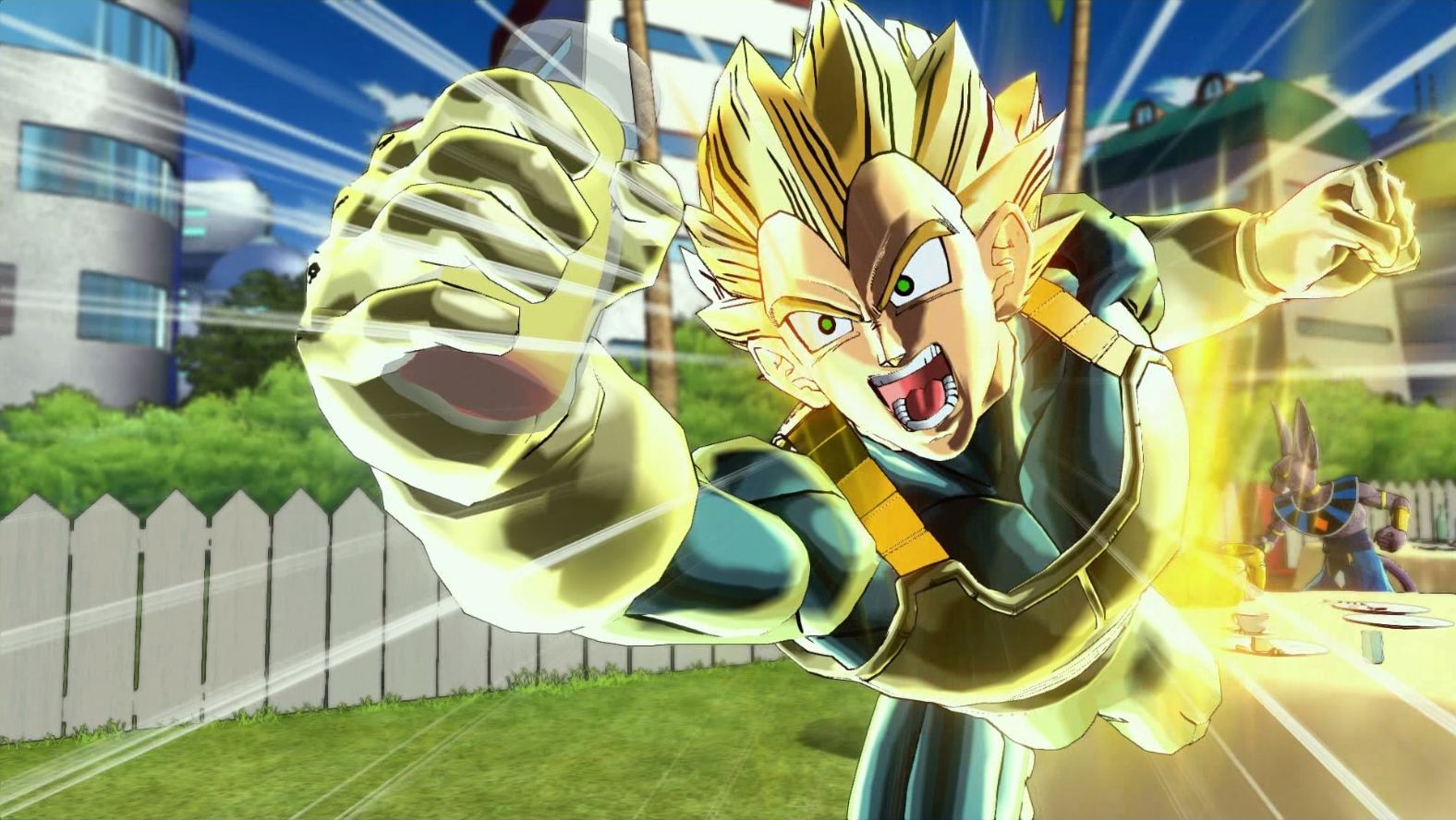 Dragon Ball Xenoverse Jan 2015 Screenshots 7