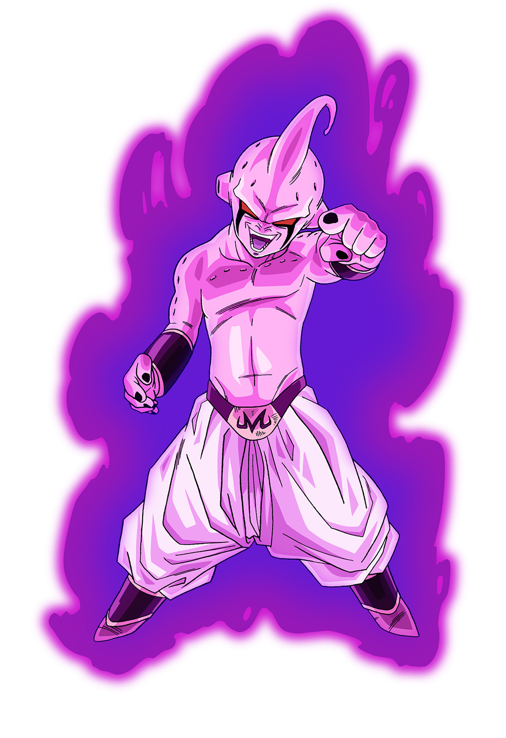 Dragon-Ball-Xenoverse-Kid-Buu-Model
