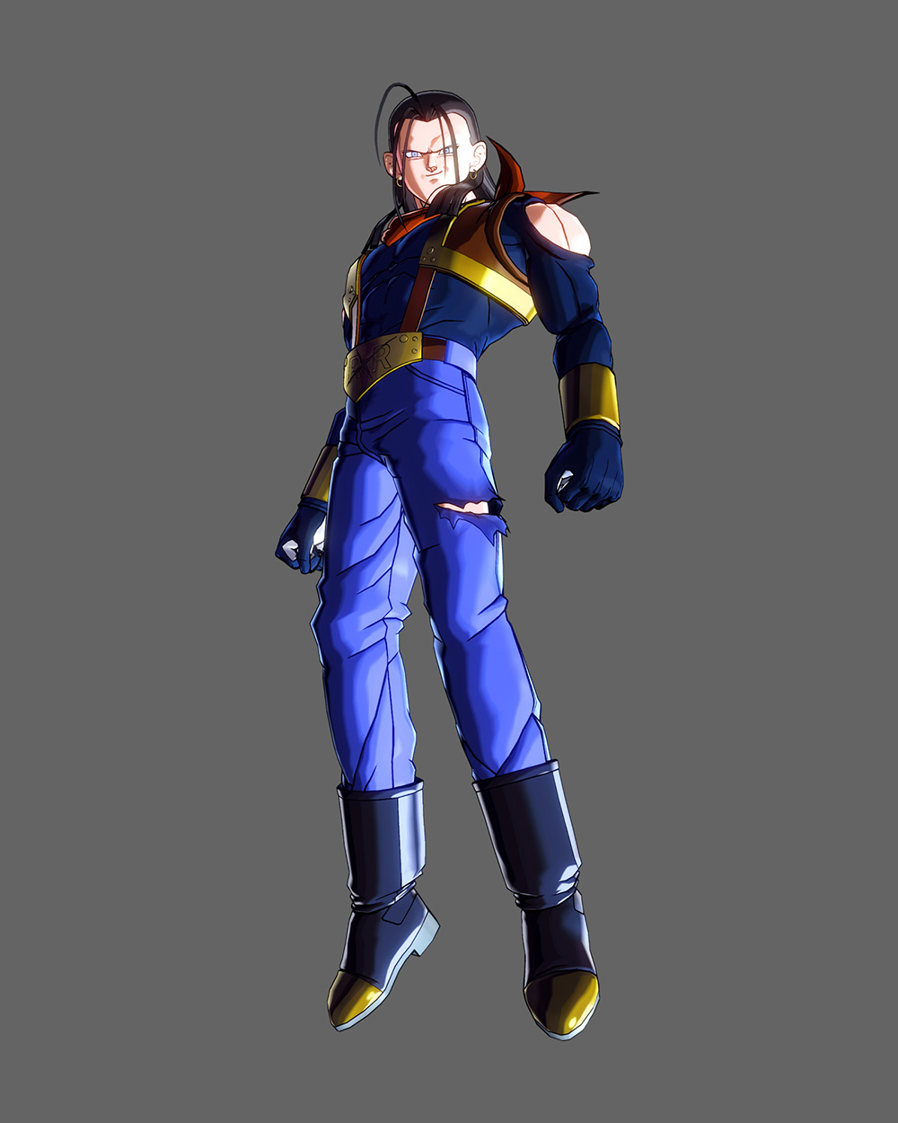 Dragon-Ball-Xenoverse-Super-17-Model
