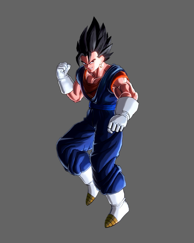 Dragon-Ball-Xenoverse-Vegito-Model