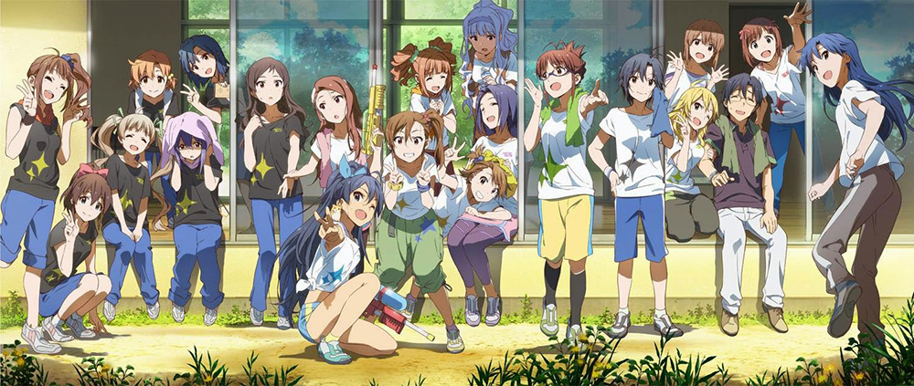The-iDOLM@STER-Movie-Kagayaki-no-Mukougawa-e!-Limited-Edition-Blu-ray-Poster