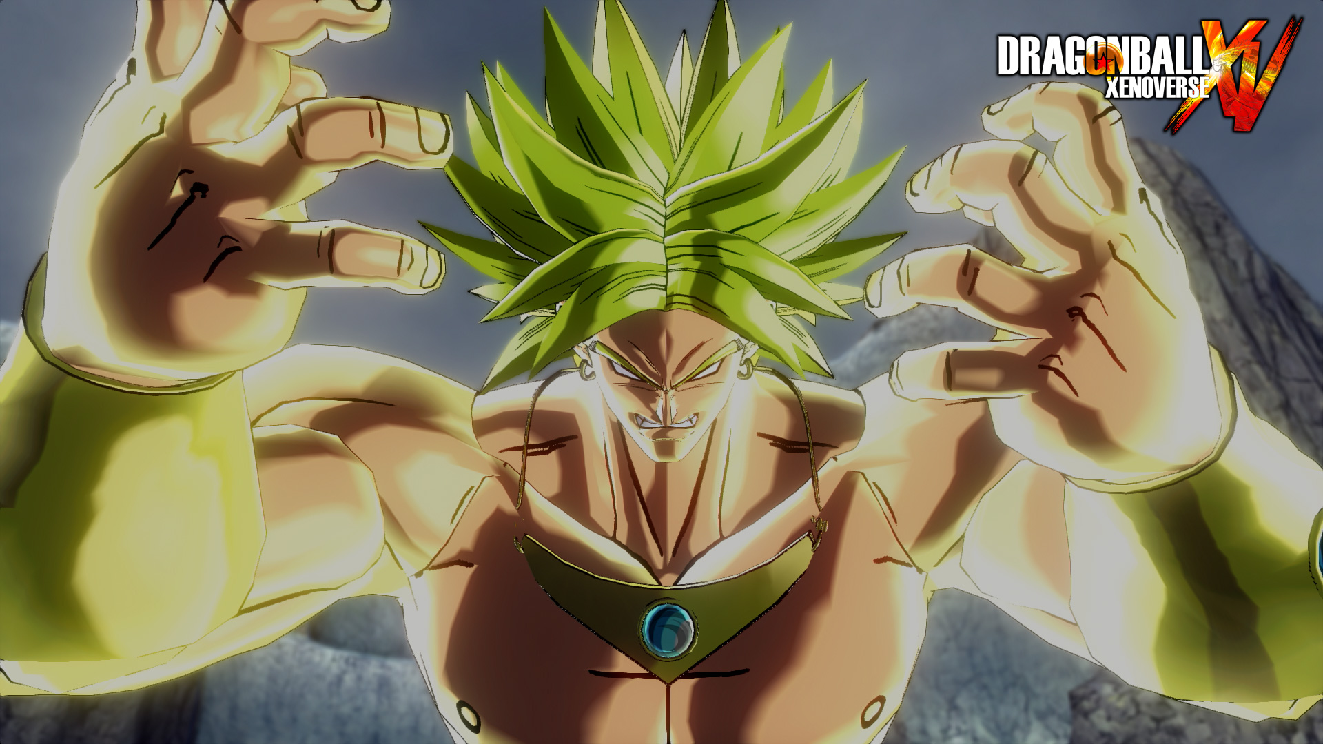 Dragon-Ball-Xenoverse-Evil Broly Screenshot 1