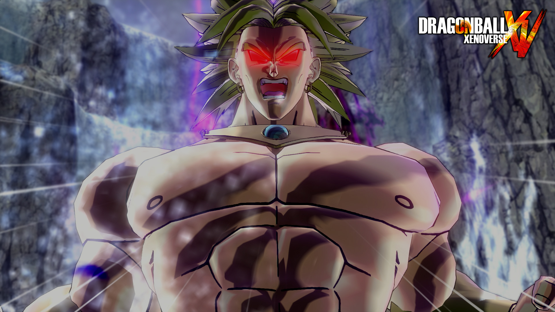 Dragon-Ball-Xenoverse-Evil Broly Screenshot 2