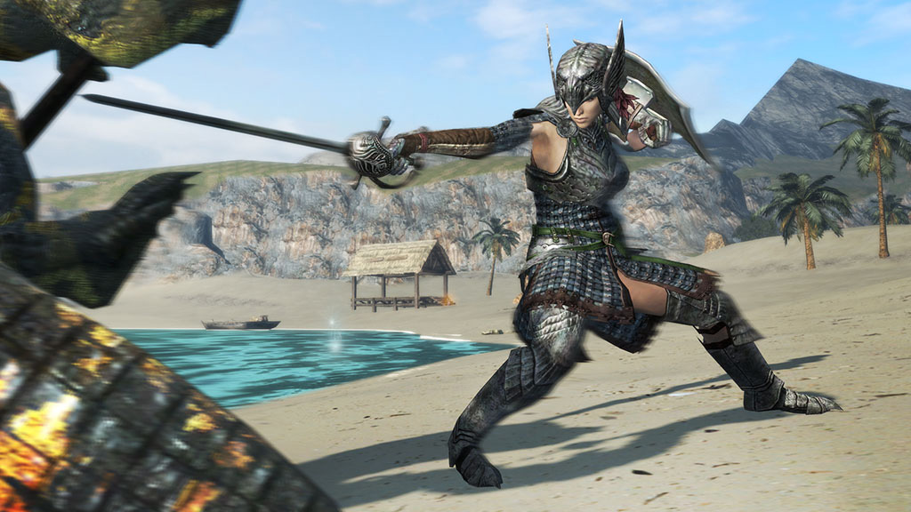 Dragons-Dogma-Online-Fighter-Class-Screenshot-2