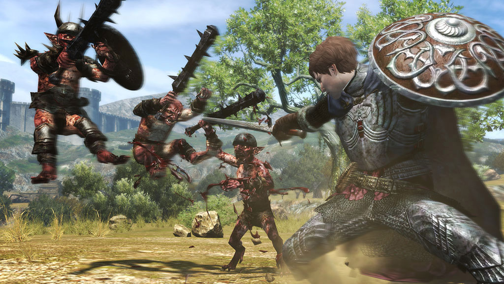 Dragons-Dogma-Online-Fighter-Class-Screenshot-3