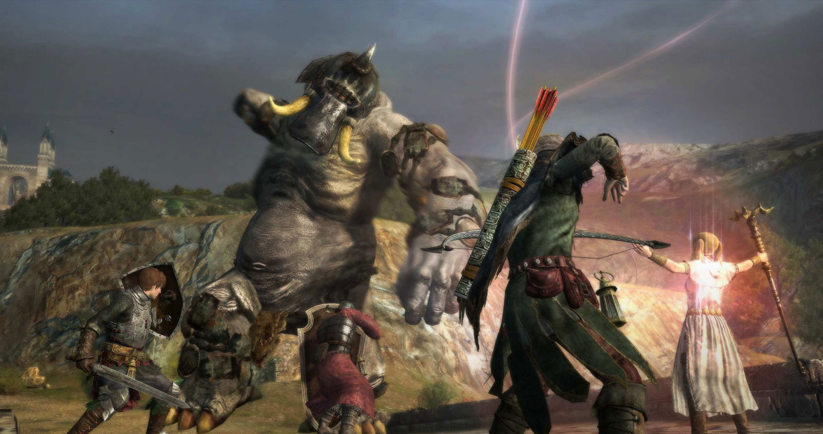 Dragons-Dogma-Online-Gameplay Screenshot 2