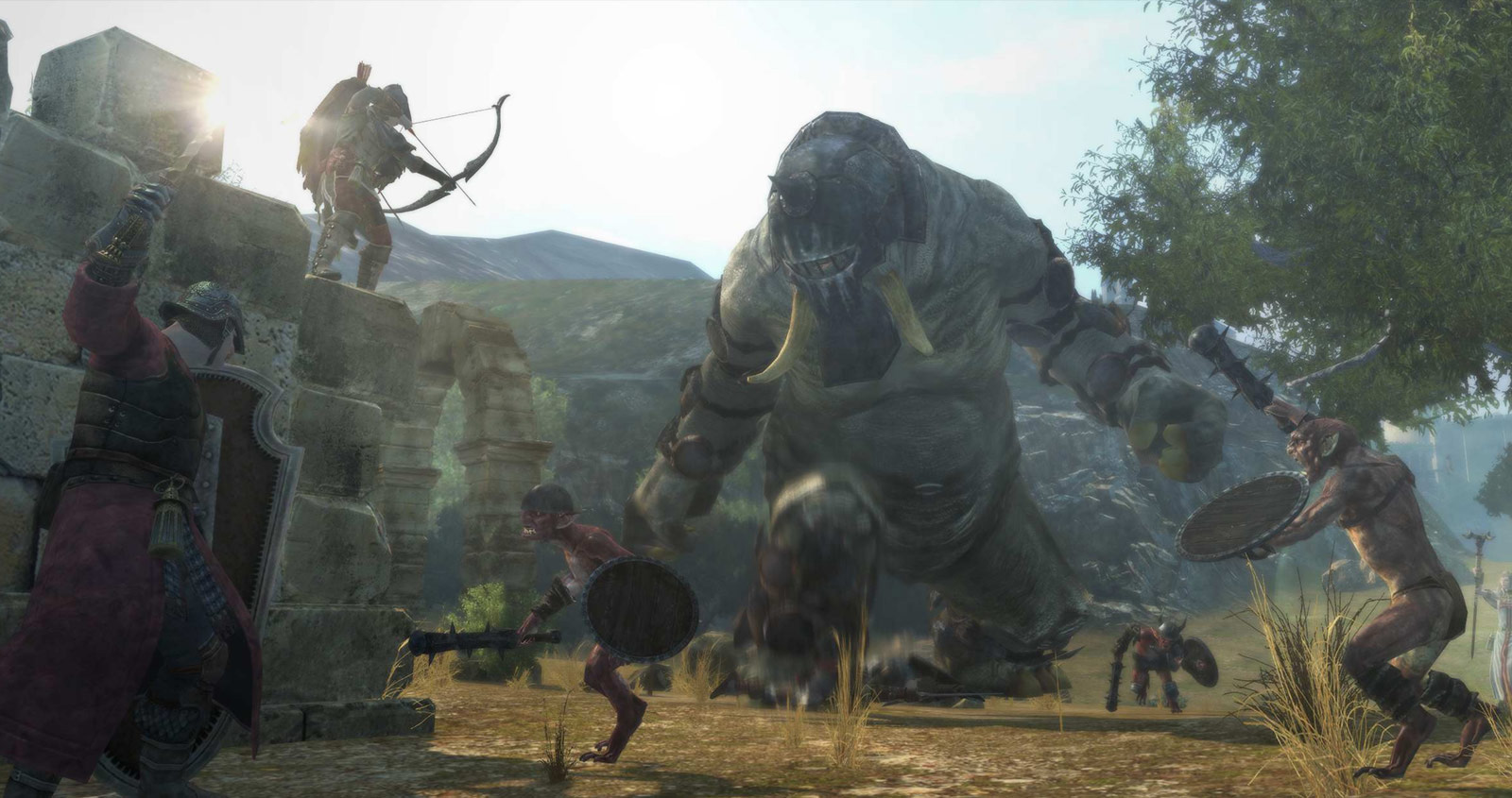 Dragons-Dogma-Online-Gameplay Screenshot 3