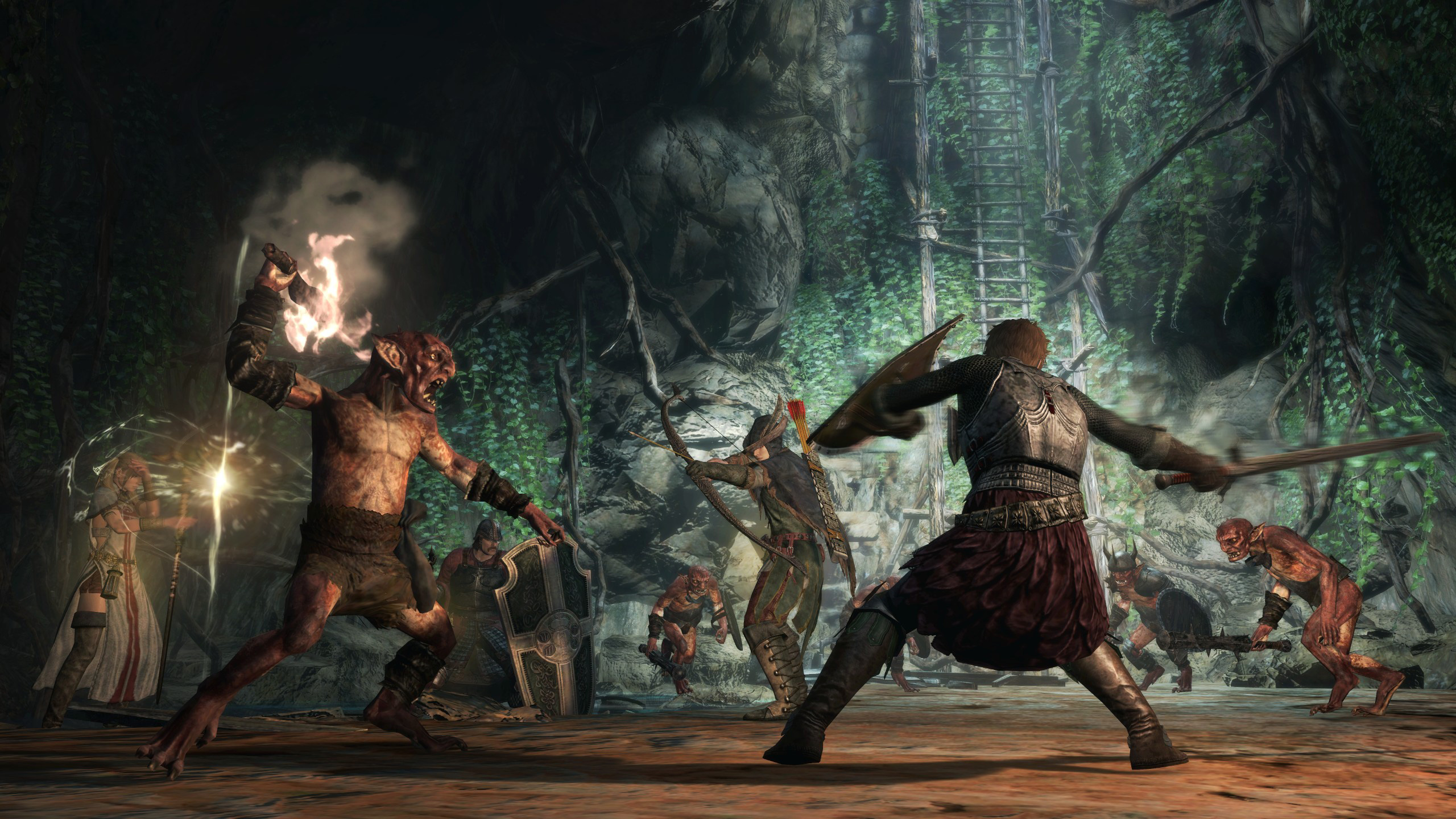 Dragons-Dogma-Online-Gameplay Screenshot-4