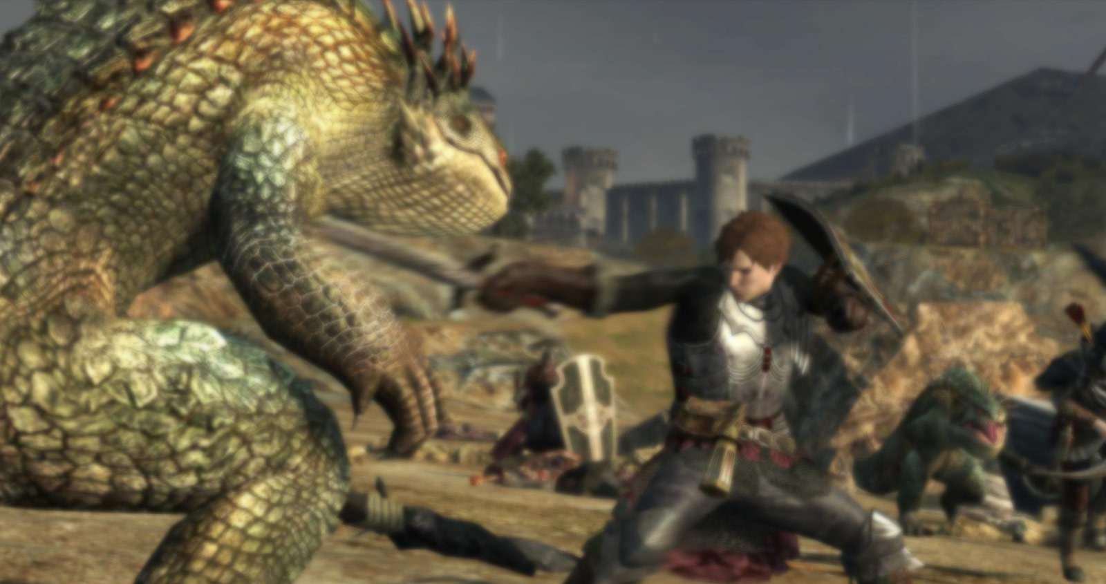Dragons-Dogma-Online-Gameplay Screenshot-5