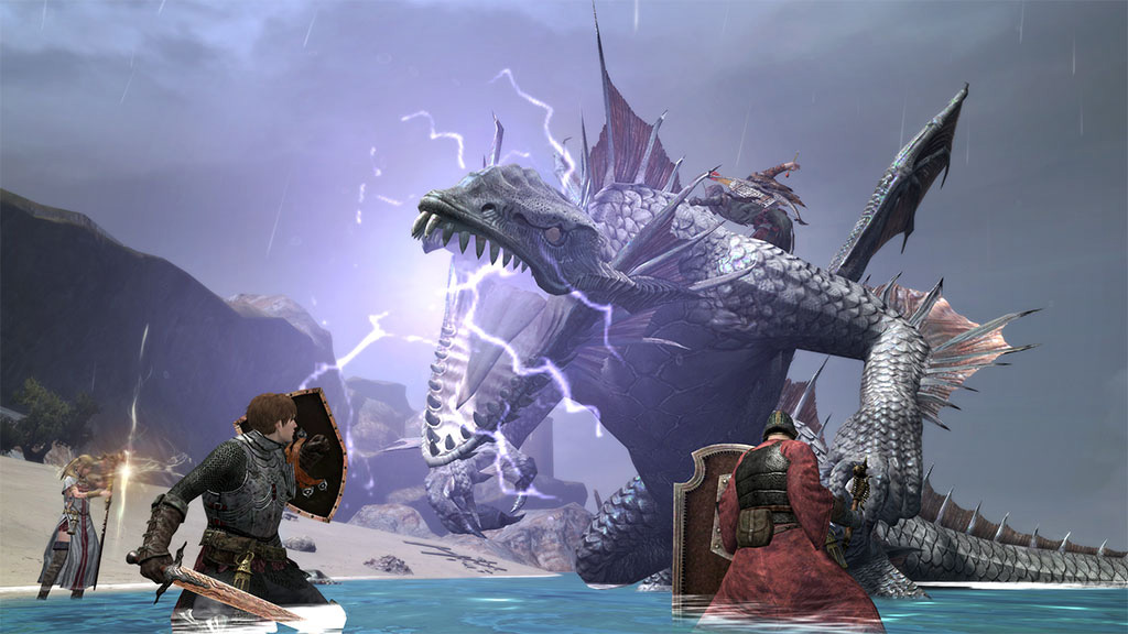 Dragons-Dogma-Online-Monster-Lindwurn-Screenshot-3
