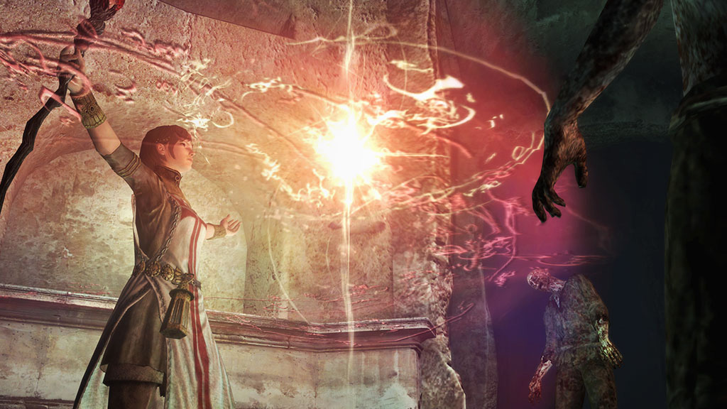 Dragons-Dogma-Online-Priest-Class-Screenshot-1