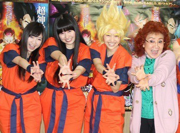 Momoiro-Clover-Z-to-Perform-Main-Theme-&-Star-in-Dragon-Ball-Z-Revival-of-F