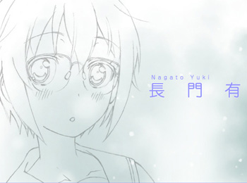 The Disappearance of Nagato Yuki-Chan Anime Character Designs Revealed