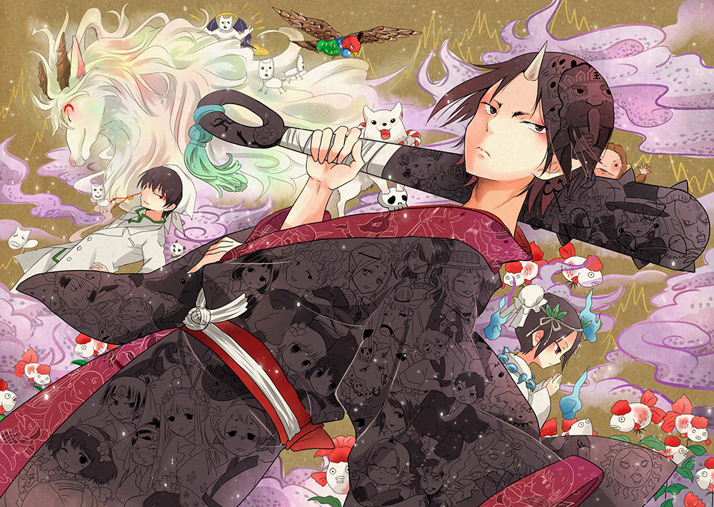 Charapedia-Females-Top-10-Anime-You-Would-Recommend-to-Others-#10-Hoozuki-no-Reitetsu