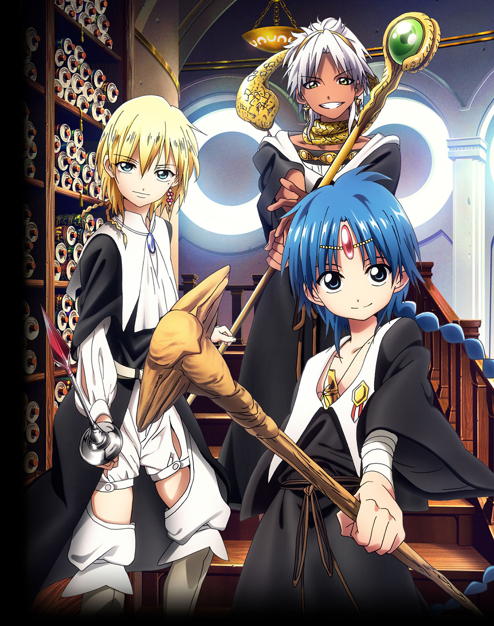 Charapedia-Females-Top-10-Anime-You-Would-Recommend-to-Others-#8-Magi-The-Labyrinth-of-Magic