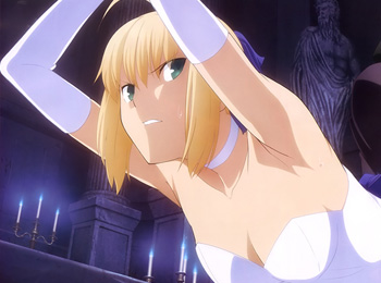 Saber-All-Tied-up-in-New-Fate-stay-night-Unlimited-Blade-Works-2nd-Cour-Visual
